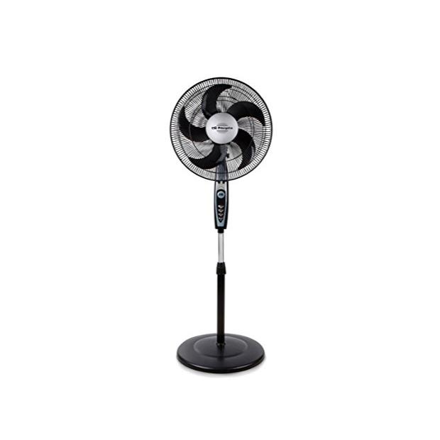 25M2. Panel Digital Ventilador de Pie y de Mesa 2 en 1 HAVERLAND HYPE2.0 27W Bajo Consumo Oscilaci/ón Vertical y Horizontal 26 Velocidades Super-Silencioso